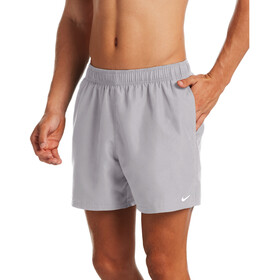 "Nike Swim Essential Lap 5"" Volley Shorts Heren, lt smoke grey"